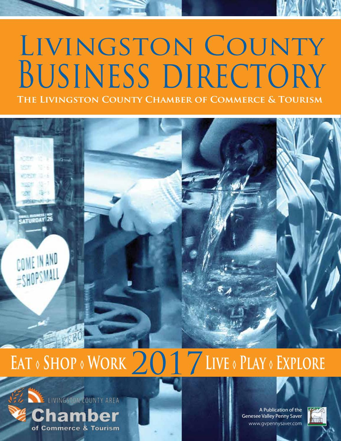 New york livingston county leicester - Livingston County Business Directory By Genesee Valley Publications Issuu