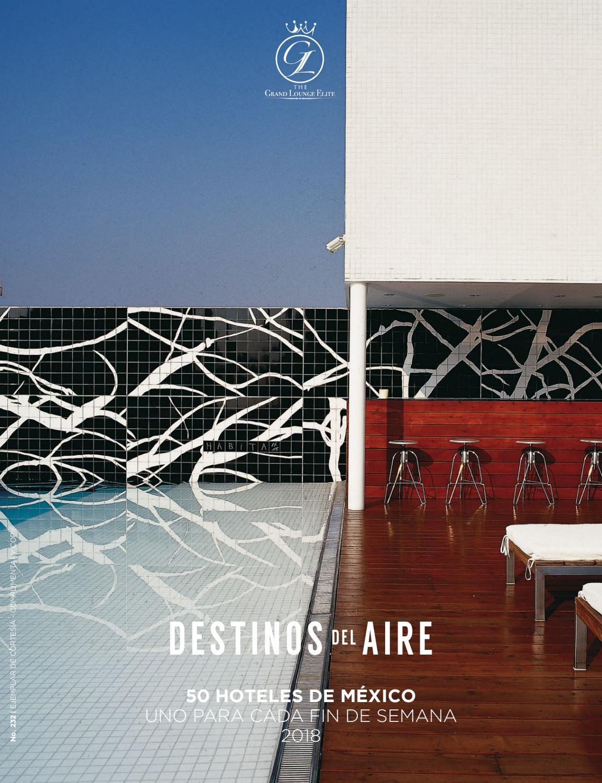 Destinos Del Aire 232 The Grand Lounge Elite Marzo Abril 2017  # Muebles Villalobos Ciales