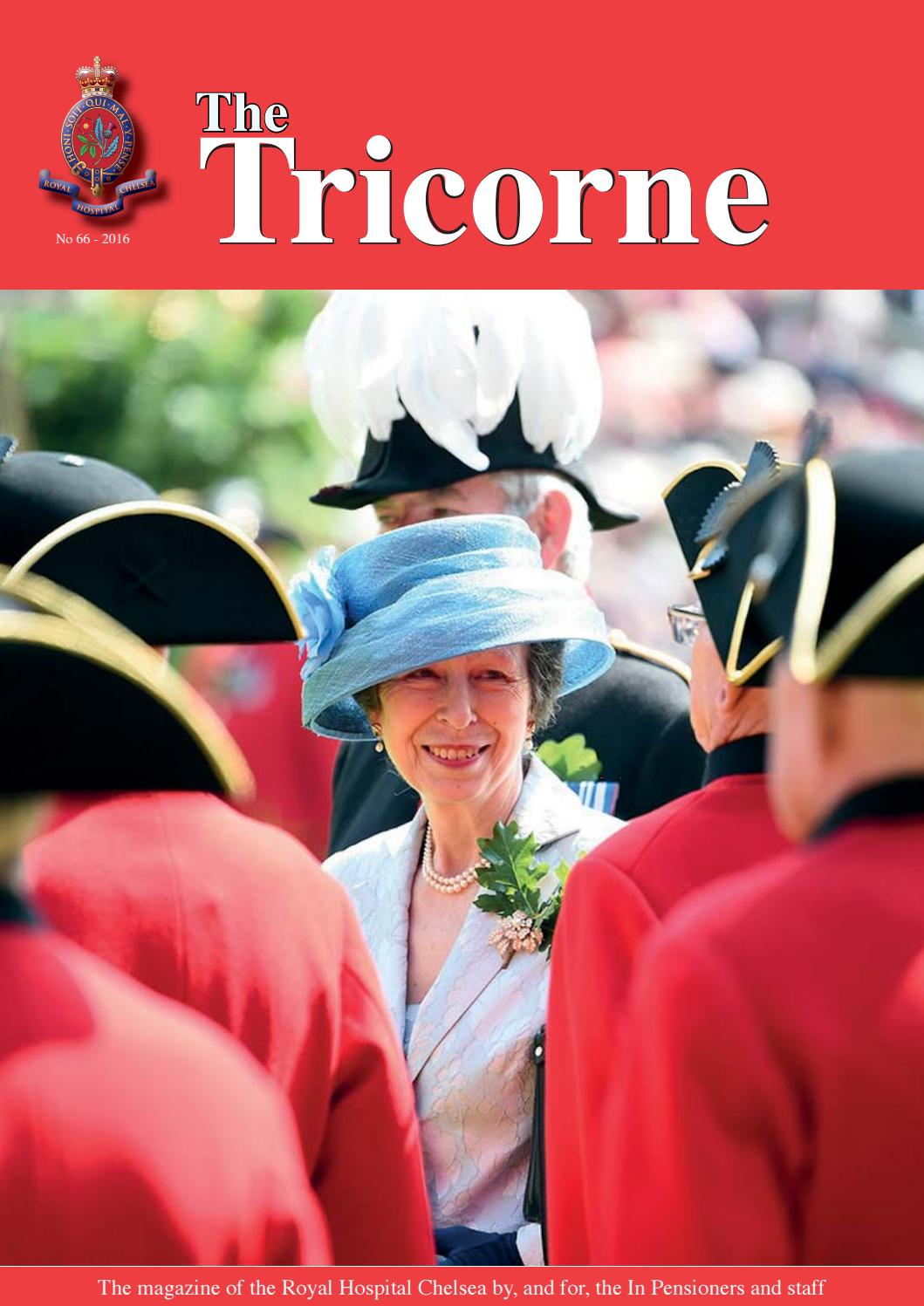 f6d1823192 The Tricorne by Royal Hospital Chelsea - issuu