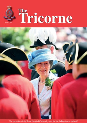 9e51ef64592 The Tricorne by Royal Hospital Chelsea - issuu