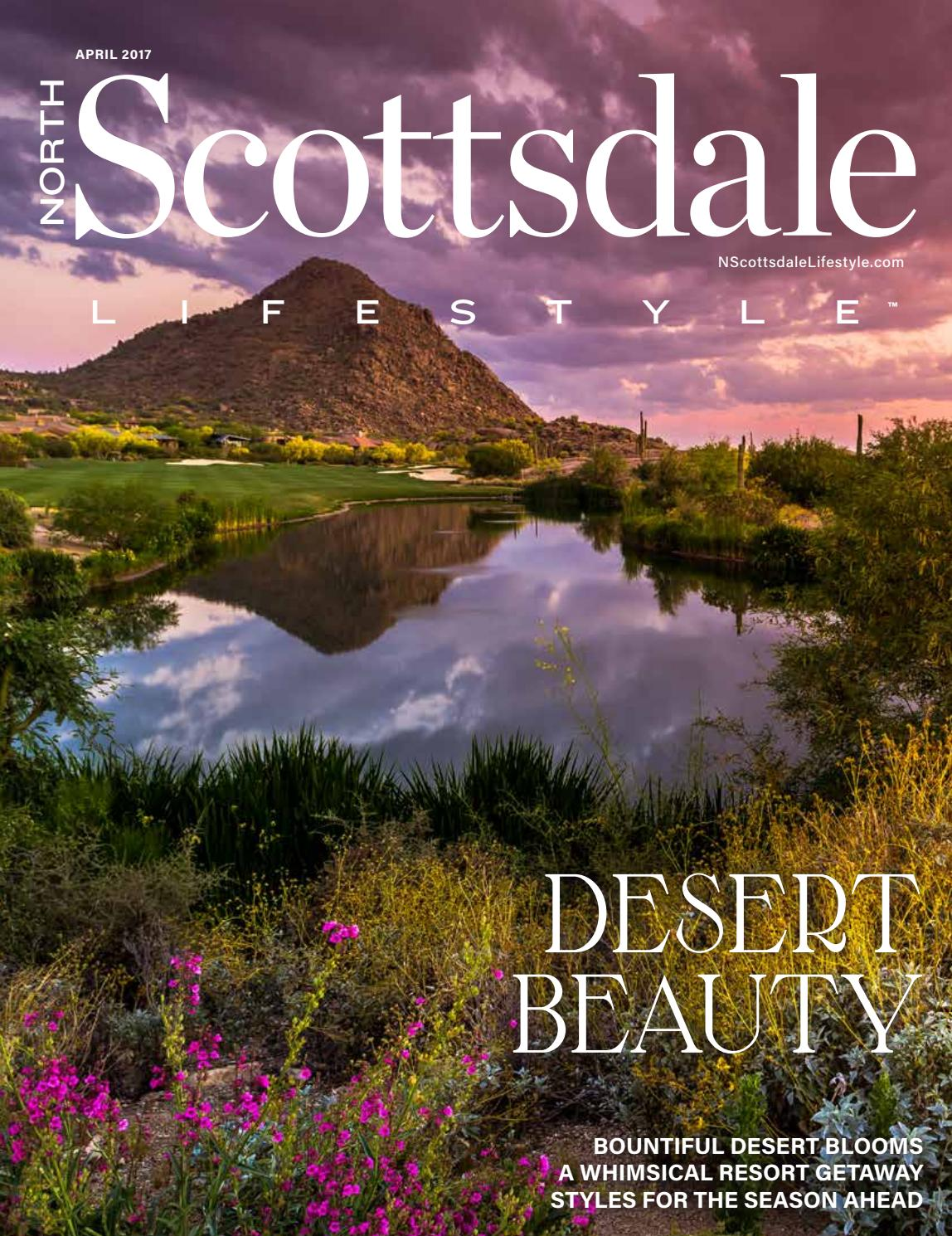 North Scottsdale April 2017 by Lifestyle Publications - issuu