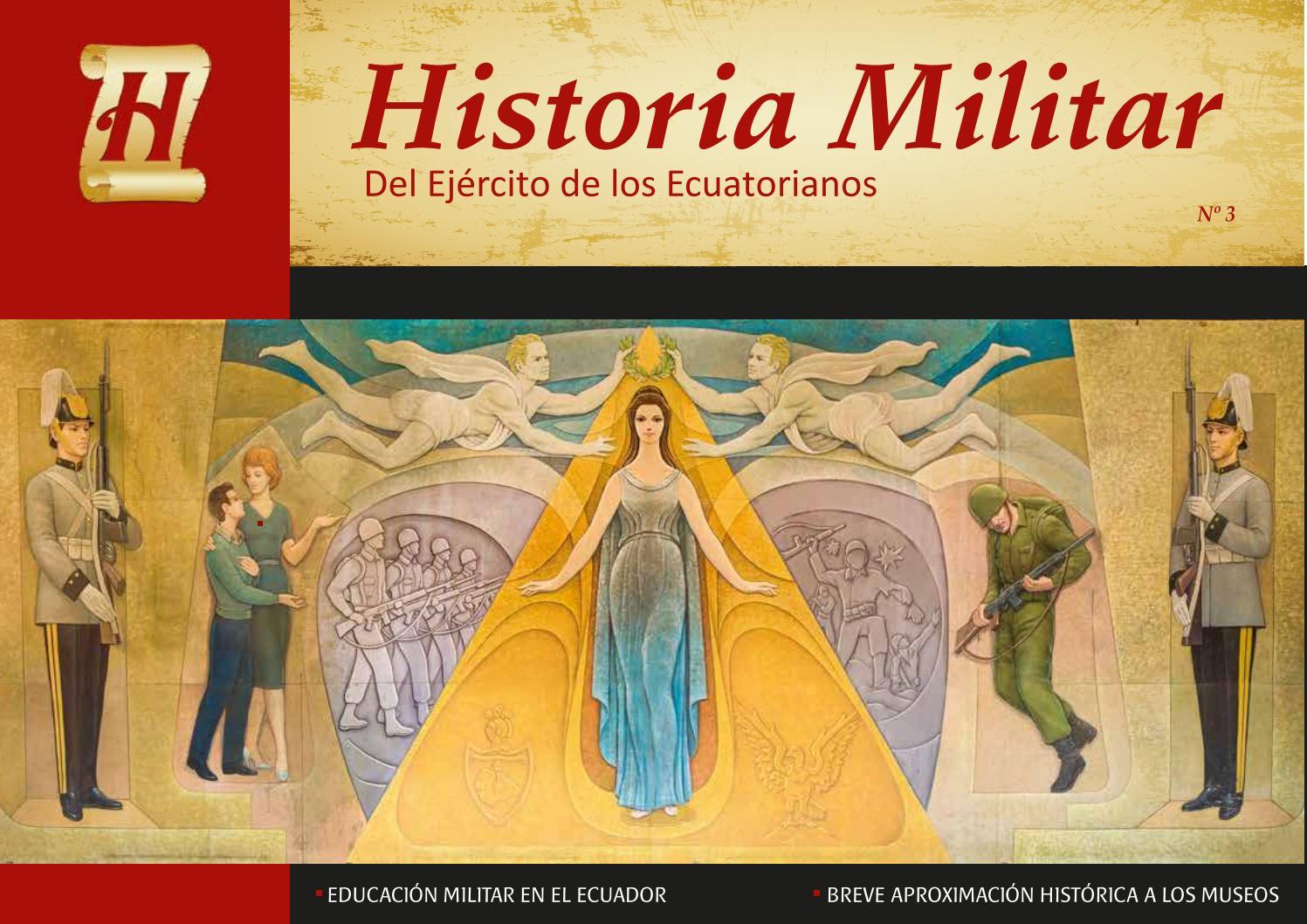 Revista historia militar vol 3 by Centro de Estudios Históricos del ...