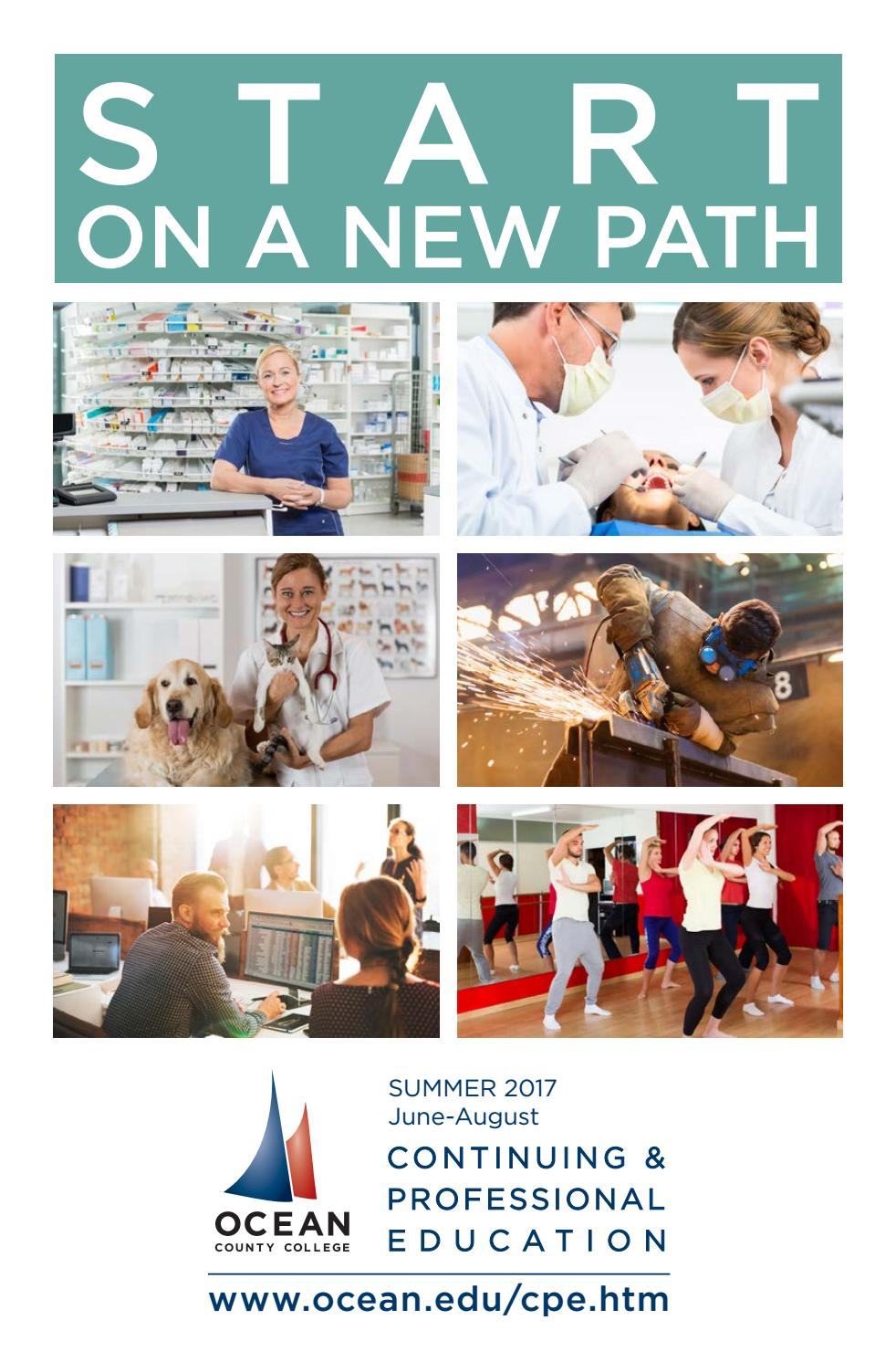 Summer 2017 Catalog by Ocean County College - issuu