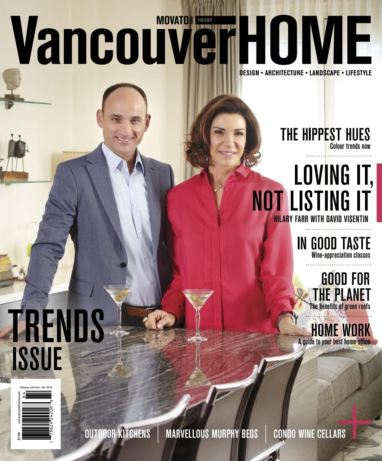 Hilary Farr Kitchen Designs: Vancouver Home - Trends 2016 By Home In Canada