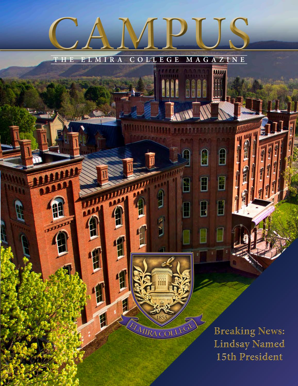 CAMPUS | The Elmira College Magazine | Latest Edition by ...