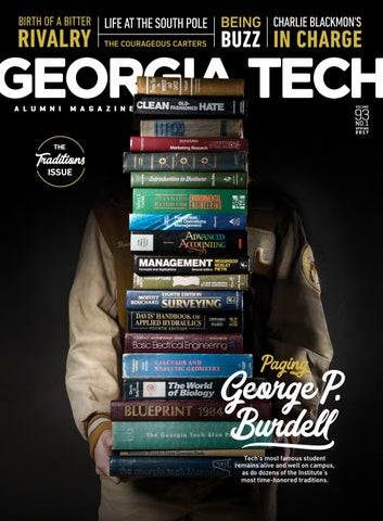 Georgia Tech Alumni Magazine, Vol  93 No  1 Spring 2017 by