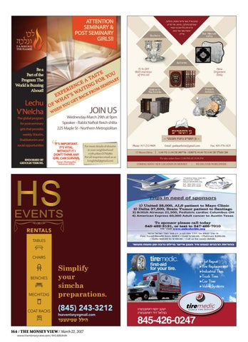 Issue 92 By The Monsey View Issuu