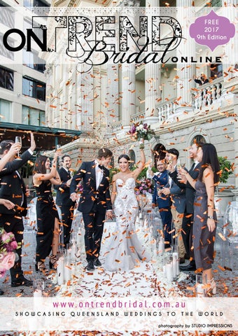 e1f7516ee36 Ontrendbridalonline 9thedition by Paddington Publications Pty Ltd ...