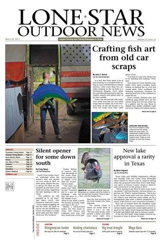 march 24 2017 lone star outdoor news fishing hunting by craig rh issuu com