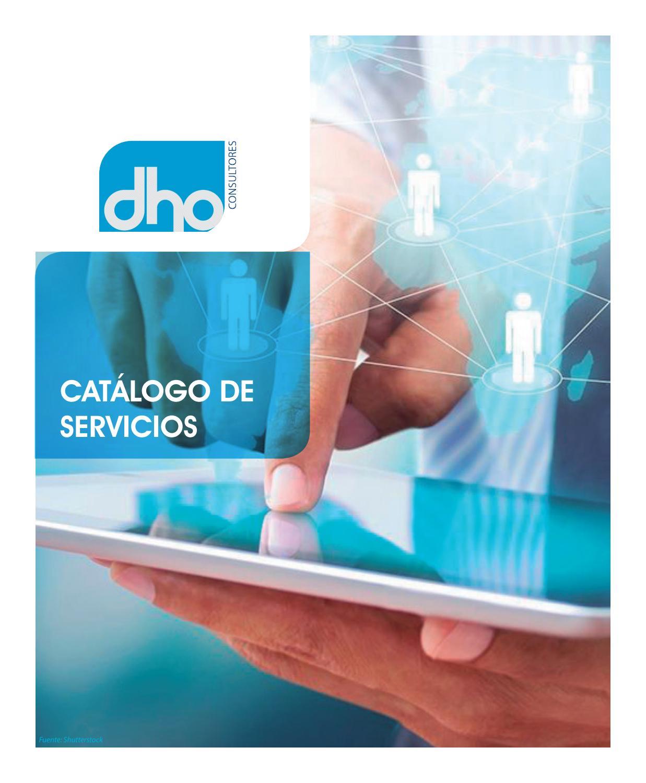 DHO Consultores - Catálogo de servicios by PUNTO Y COMA