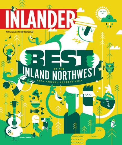 Inlander 03232017 By The Inlander Issuu