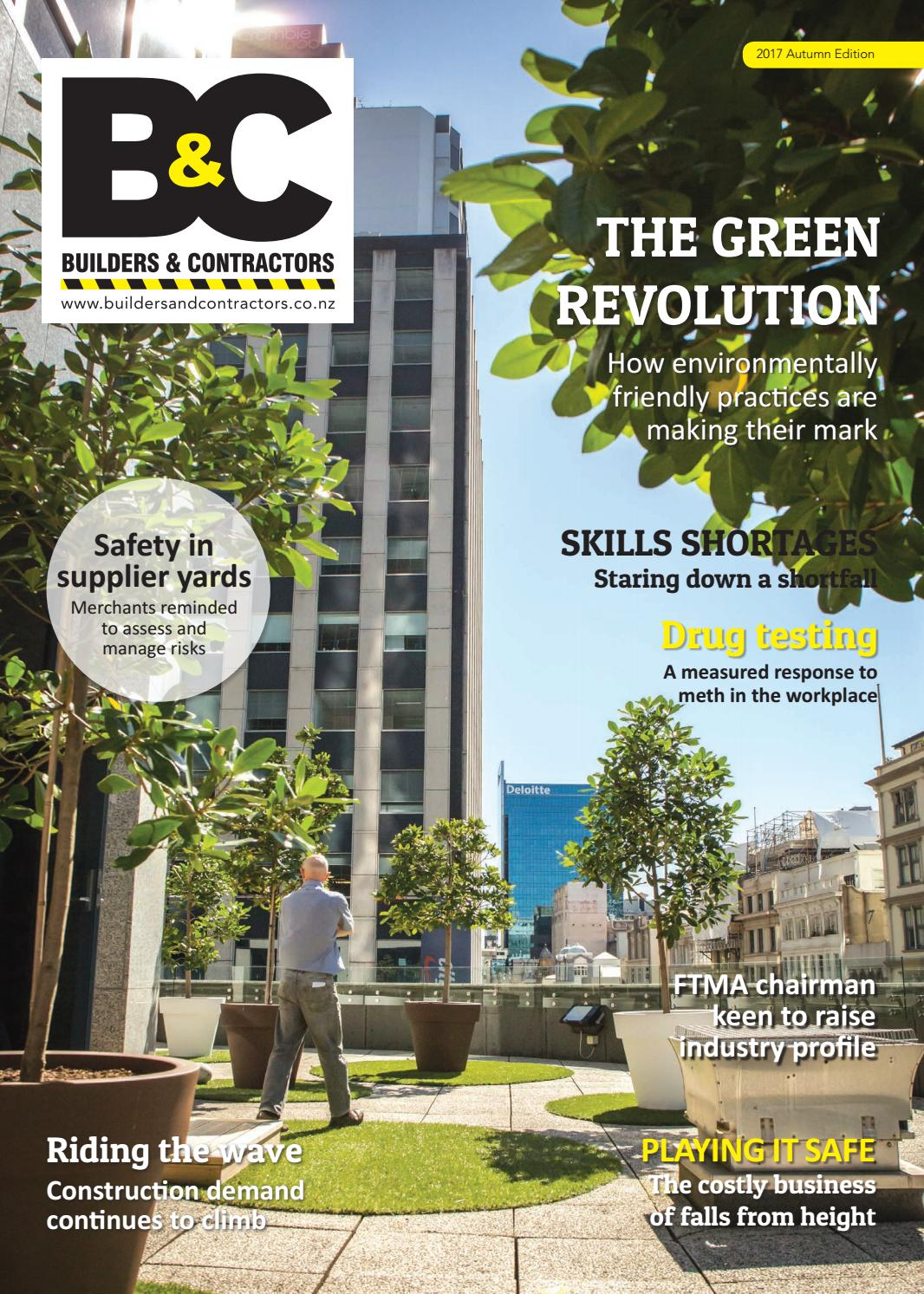 Builders Contractors Magazine Autumn 2017 By Markat Issuu