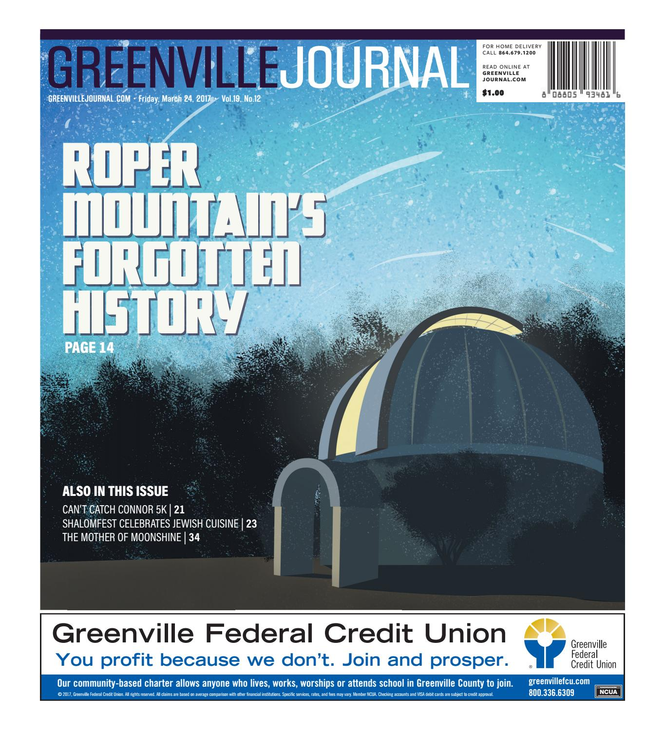 March 24, 2017 Greenville Journal by Community Journals - issuu