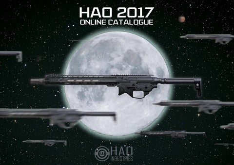 HAO Catalogue 2017-2 by HAOindustries - issuu