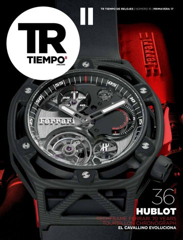 Tr tiempoderelojes numero 15 by Ed-Tourbillon.Spain - issuu 87263d00513a