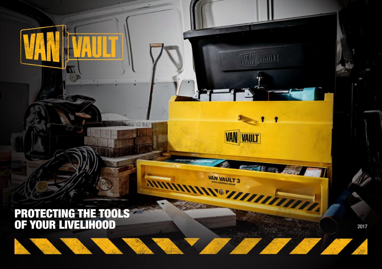 2 LOCKS, 3 KEYS BRAND NEW Van Vault Van Lock S10150 High Security TWIN PACK