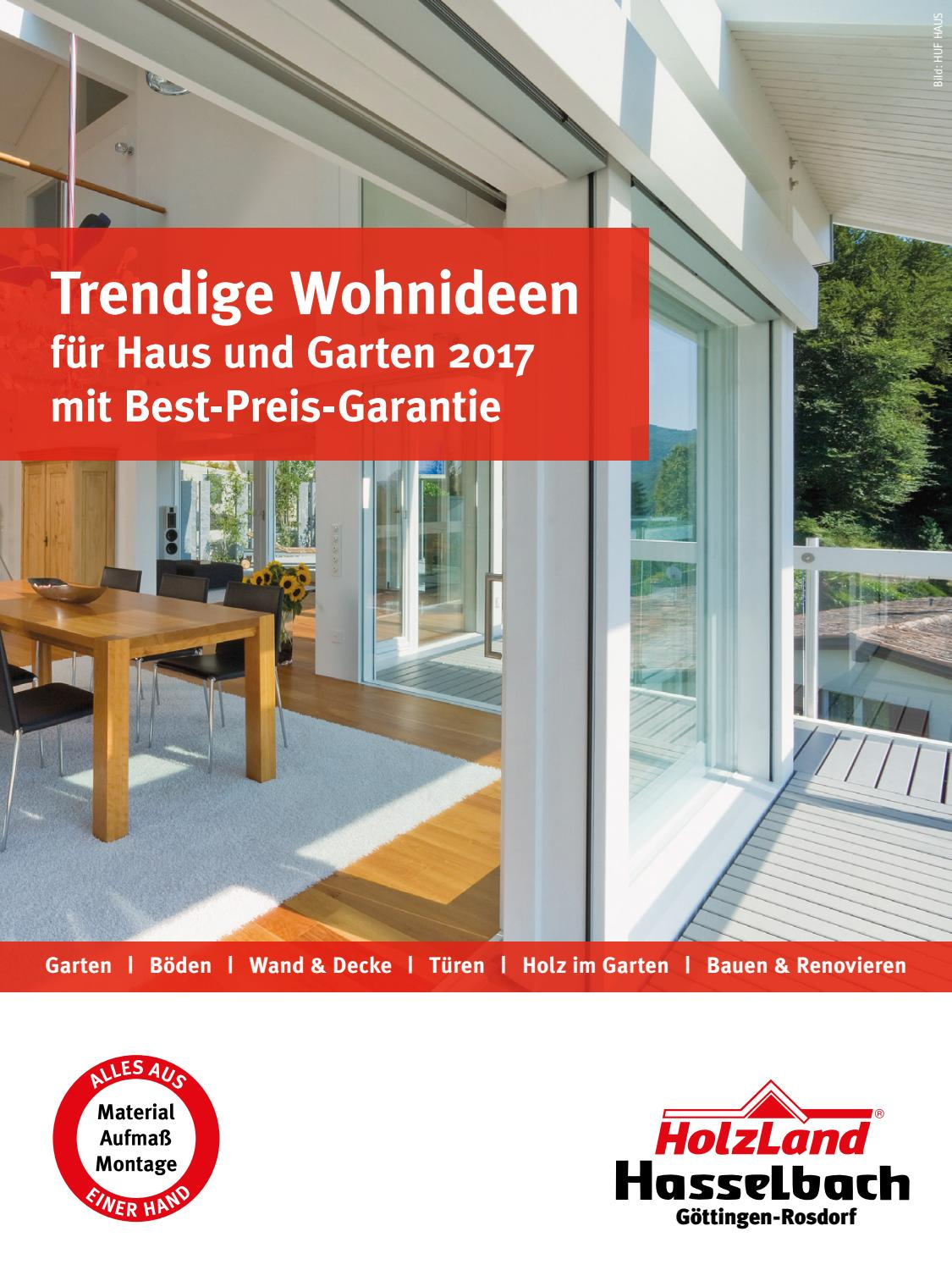 HolzLand Hasselbach 2017 By Kaiser Design   Issuu