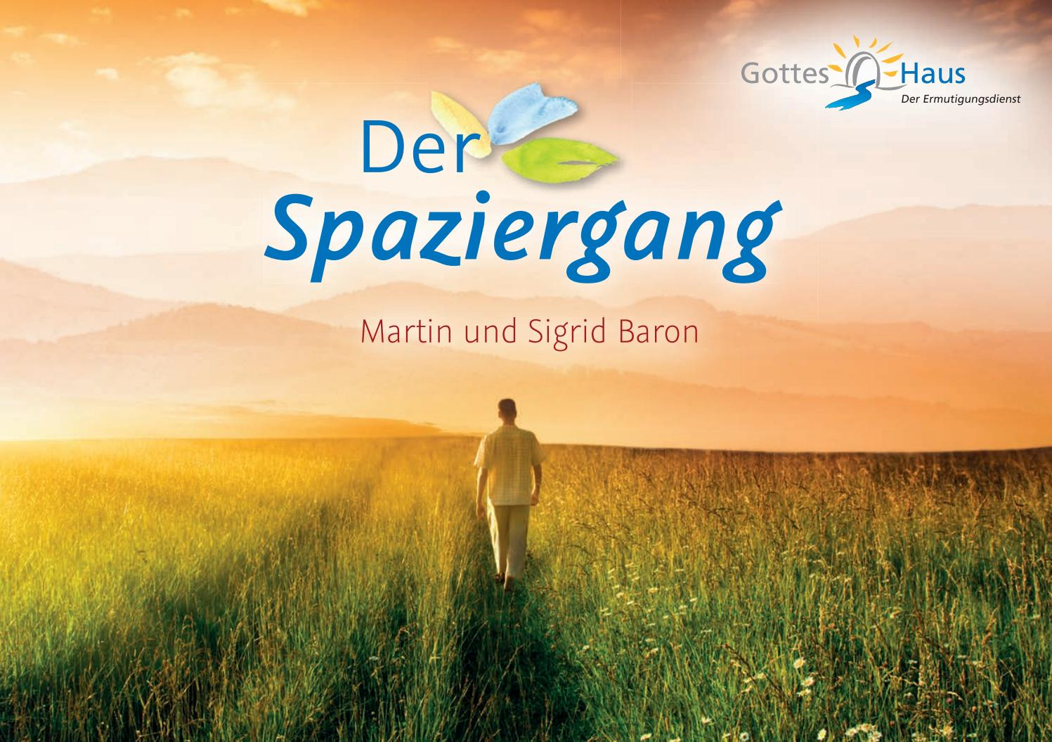 Der Spaziergang by Martin Baron - issuu