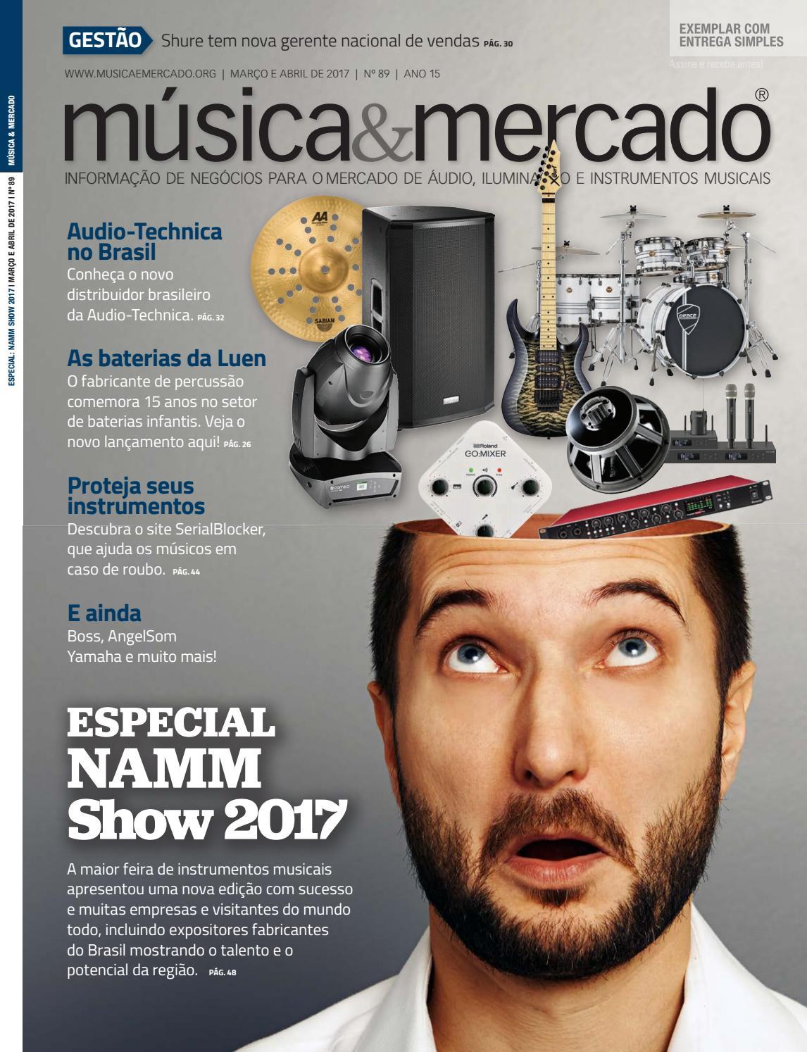 de325e8a8c2   89 MARÇO ABRIL 2017 - Música   Mercado em Português by Música   Mercado -  issuu