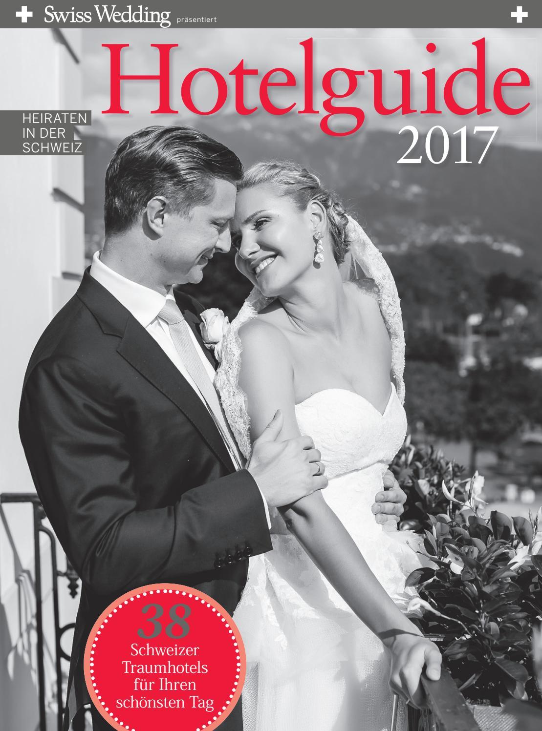 swiss wedding hotelguide 2017bl verlag ag - issuu