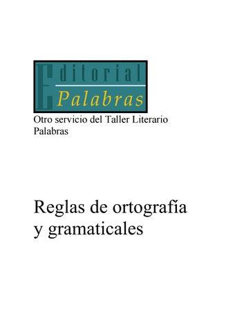 B1 manual de normas ortográficas y gramaticales (palabras) (168 pag ...