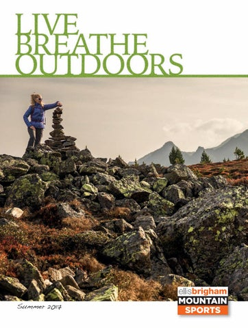 32bb4a3a44 Summer 2017 Outdoor Catalogue by Ellis Brigham Mountain Sports - issuu