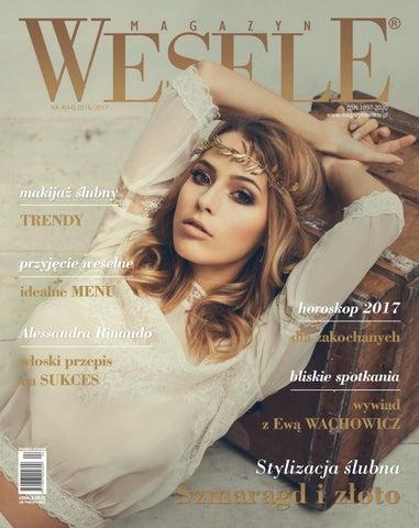 5d8f170d9a Magazyn WESELE 4 44 2016-2017 by Magazyn Wesele - issuu