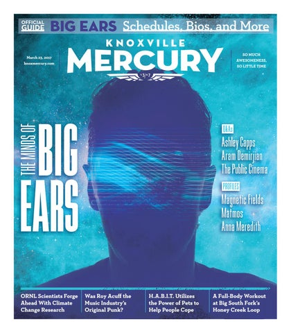 Vol  3, Issue 7 Mar  23, 2017 by Knoxville Mercury - issuu