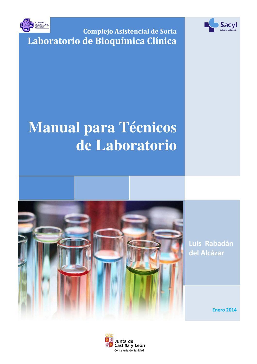 manual técnicos laboratorio by glpalo - issuu