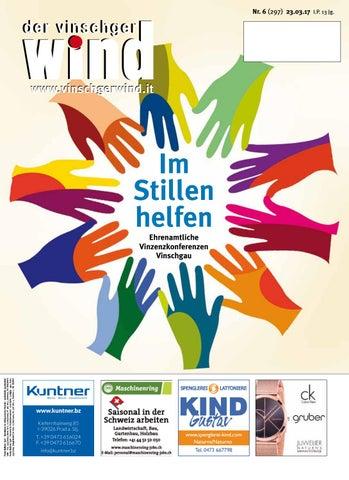 Zeitung Vinschgerwind ausgabe 6-17 Vinschgau Südtirol by ...