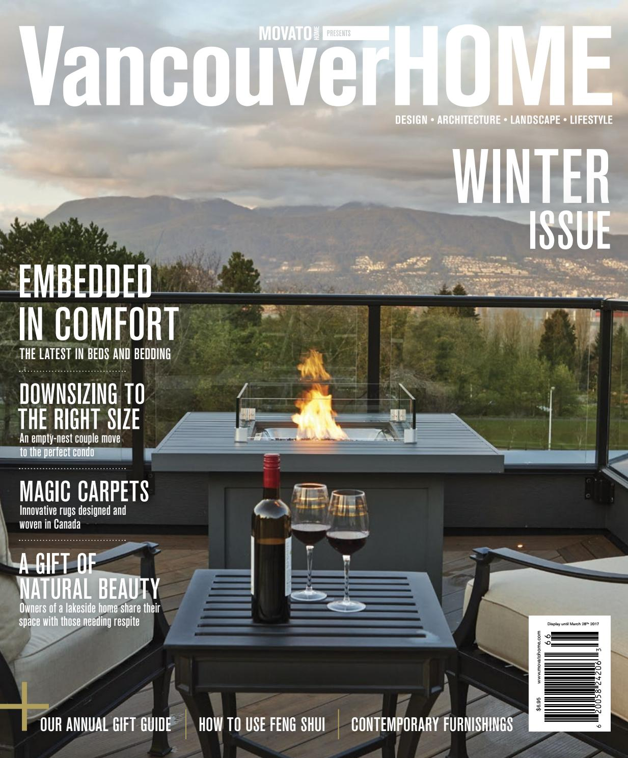 Vancouver Home Winter 2016 2017 by MovatoHome