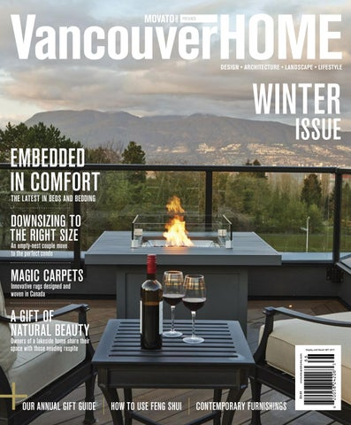 DESIGN VANCOUVER WINTER 2016/2017
