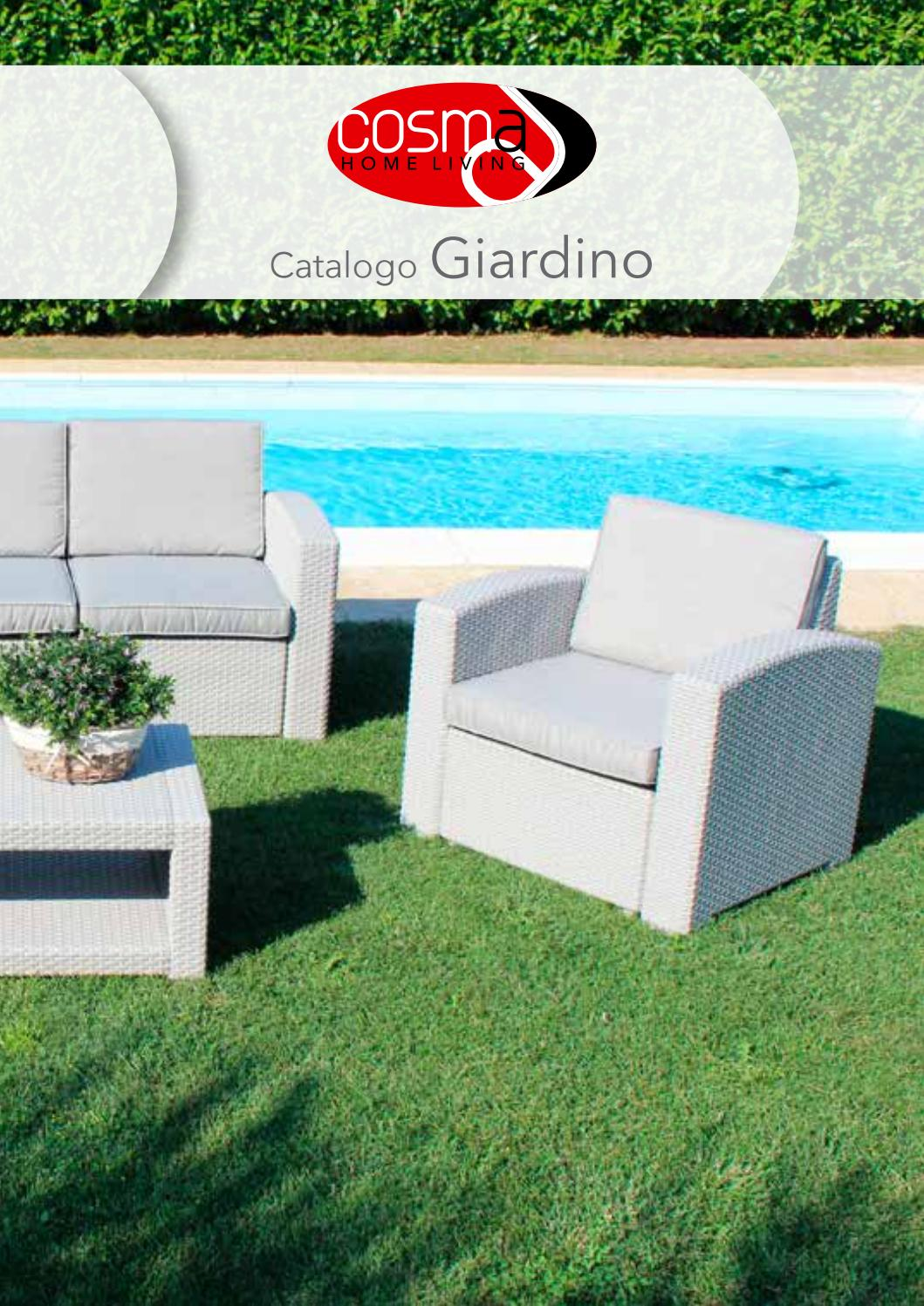 Catalogo 2017 giardino by cosma center sas issuu for Catalogo giardino