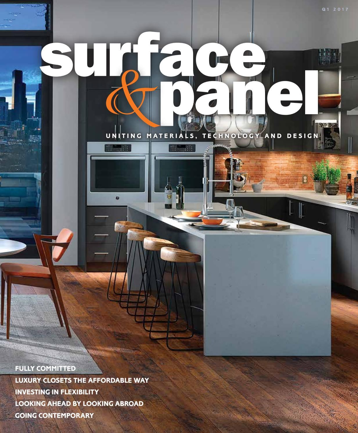 Surface & Panel Q1 - 2017 by Bedford Falls Communications - issuu