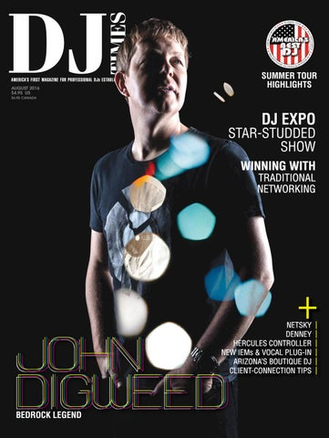 DJ Times August 2016, Vol 29 No 8 by DJ Times Magazine - issuu