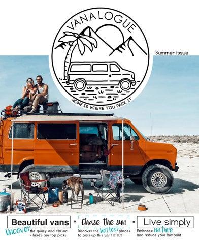 Vanalogue Summer Issue
