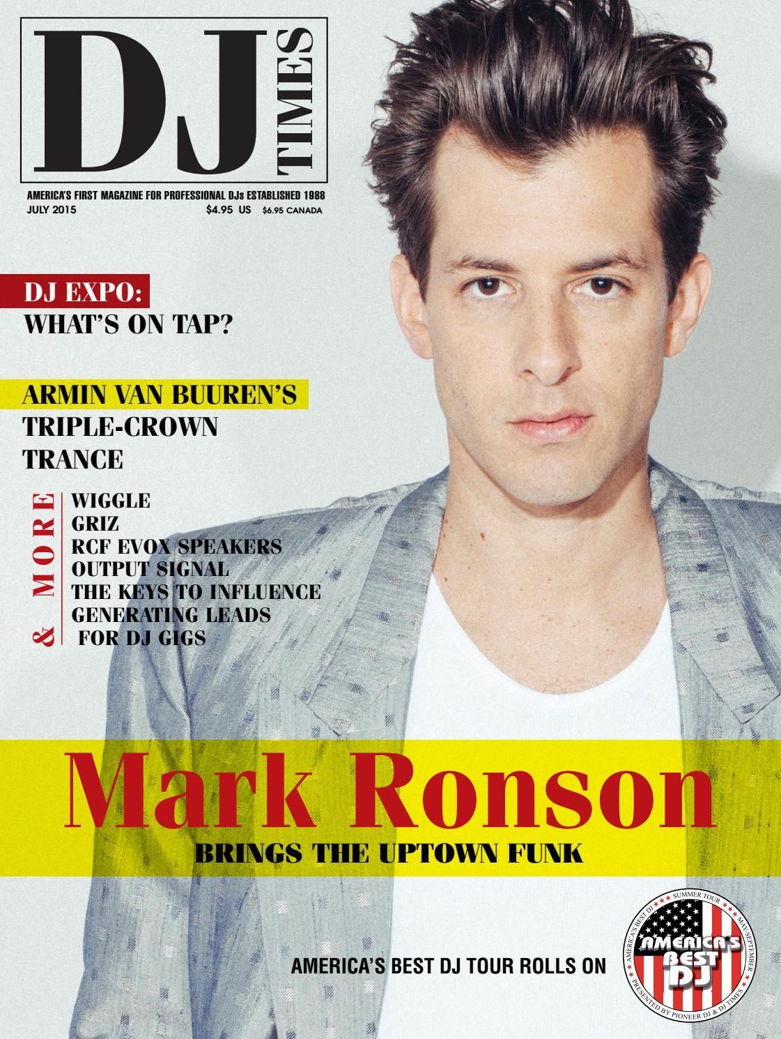 DJ Times July 2015, Vol 28 No 7 by DJ Times Magazine - issuu