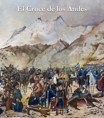 El Cruce de los Andes. Exposición conmemorativa del Bicentenario ... 1933f528871