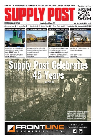 95a6ab7248 Supply Post West April 2017 by Supply Post Newspaper - issuu
