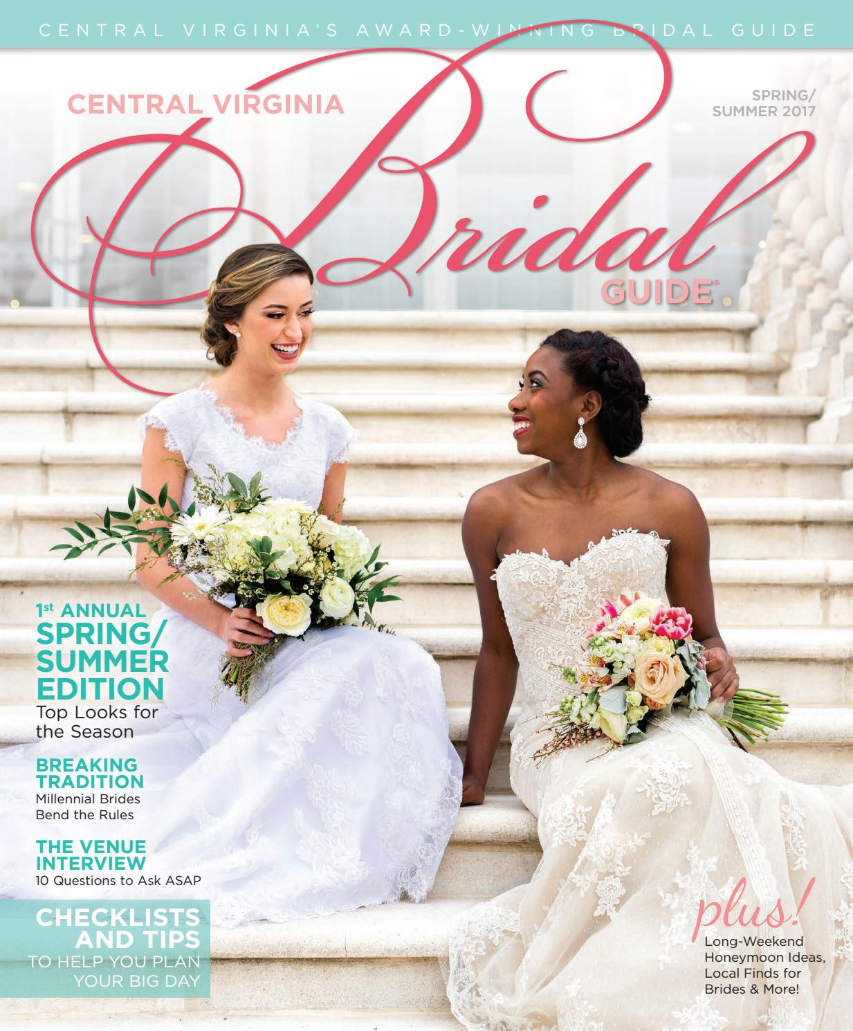 central virginia bridal guide 2017 by vistagraphics issuu