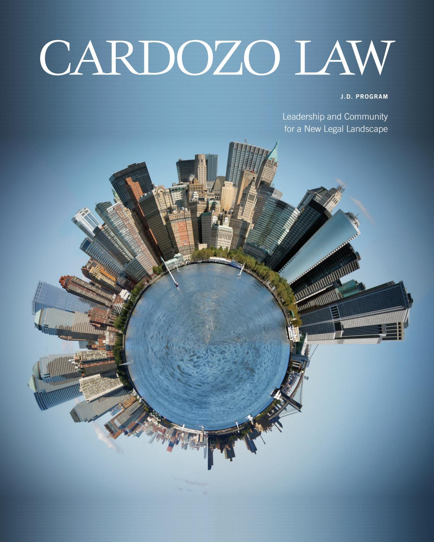 JD Viewbook by Cardozo School of Law - issuu