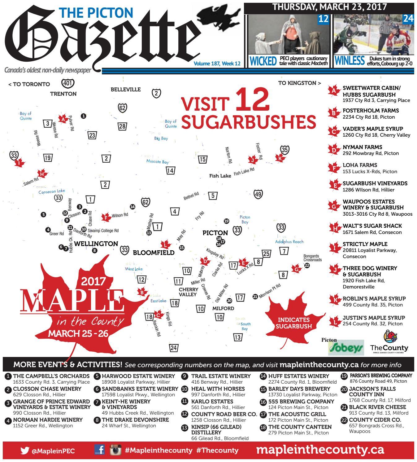 picton gazette march 23 2017 by the picton gazette issuu