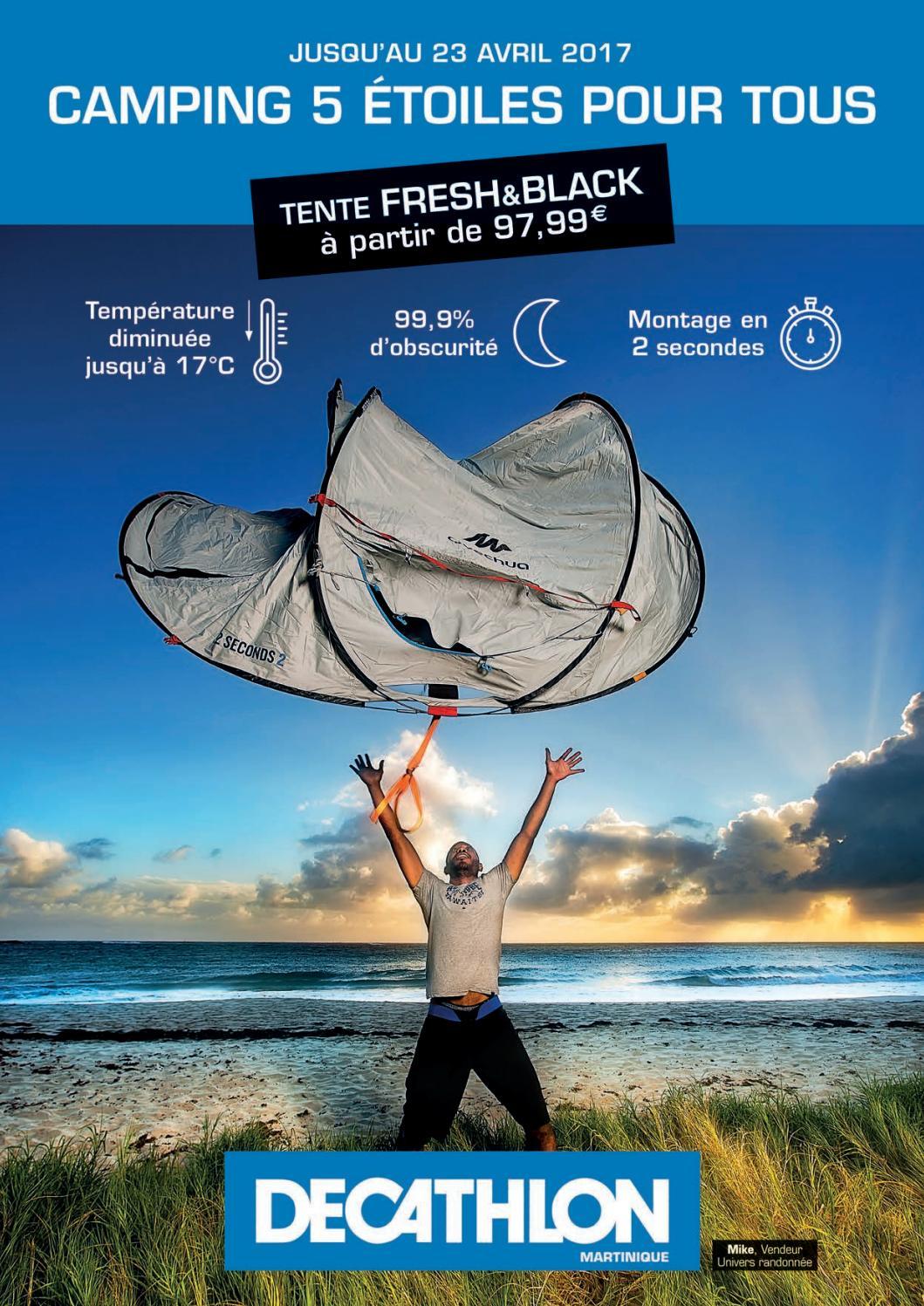 Decathlon Martinique Camping 5 Etoiles Jusquau 23