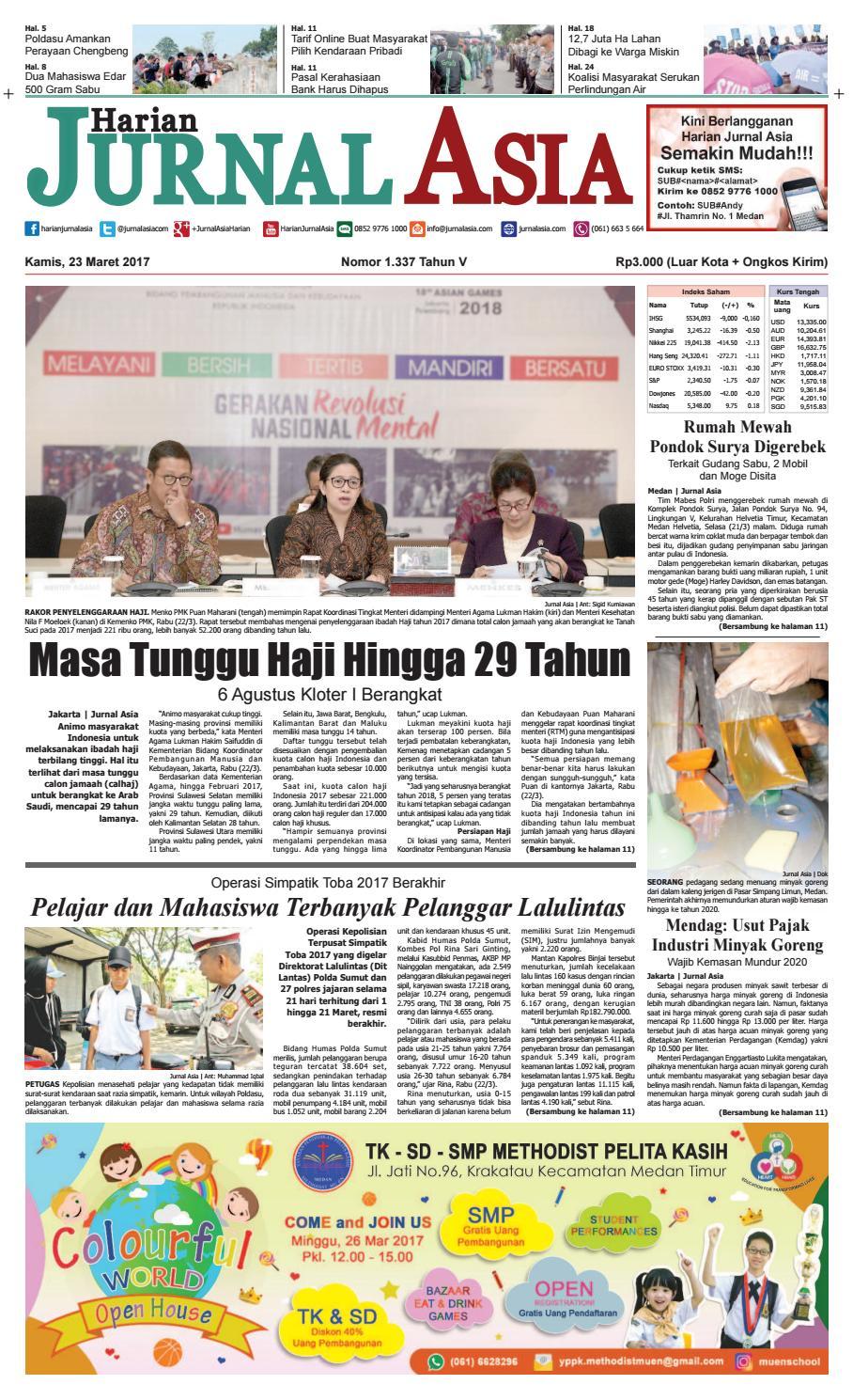 Harian Jurnal Asia Edisi Kamis 5ba189ad7e