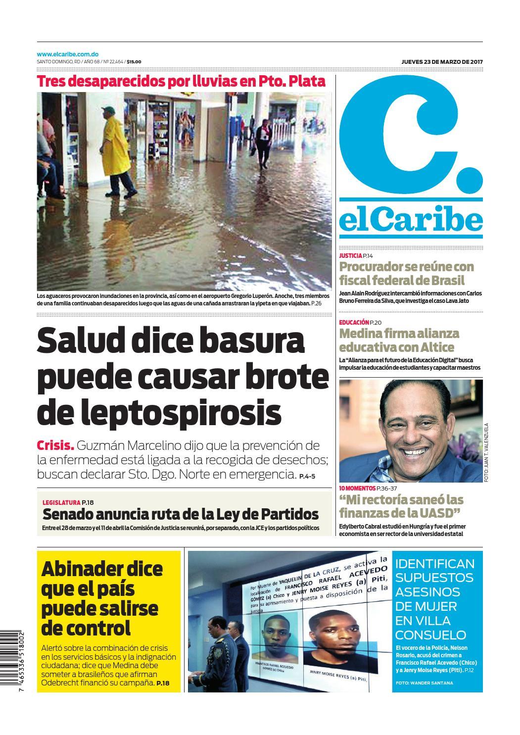 elCaribe by Multimedios del Caribe - issuu 7c87171d0a0