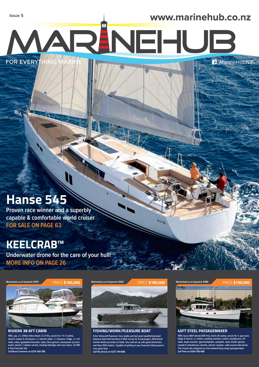 Marine Hub Magazine Issue 5 By The Marine Hub Issuu