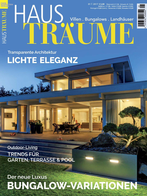 HAUSTRÄUME 1/2017 by Fachschriften Verlag - issuu