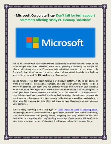 microsoft corporate phone number
