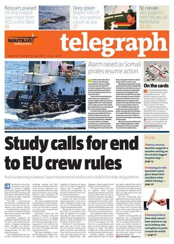 Nautilus Telegraph April 2017 by Redactive Media Group - issuu