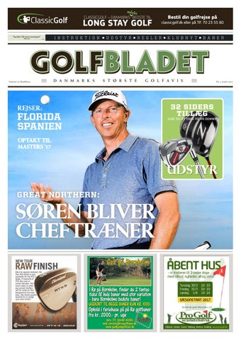 cb16f4844cbe Golfbladet marts 2017 by Morten Buckhøj - issuu